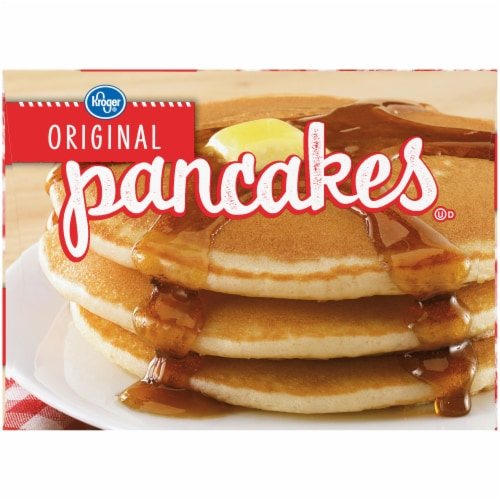 Kroger® Original Pancakes Perspective: left