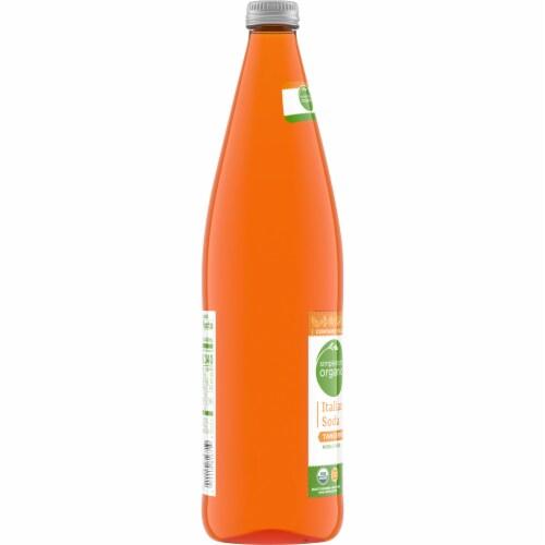 Simple Truth Organic® Tangerine Italian Soda Perspective: left
