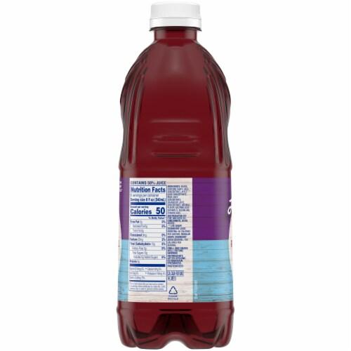 Kroger® Lite Grape Cranberry Flavored Juice Cocktail Perspective: left