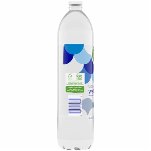 Simple Truth® Vapor Distilled Water with Electrolytes Perspective: left