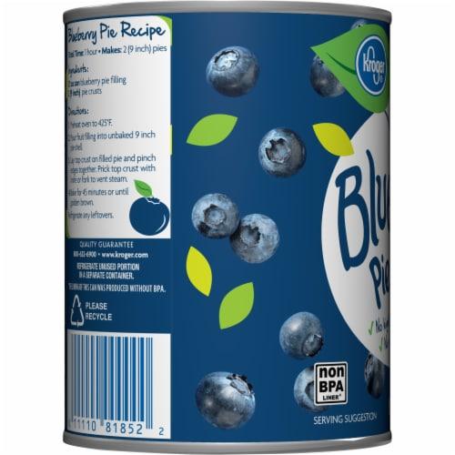 Kroger® Blueberry Pie Filling Perspective: left