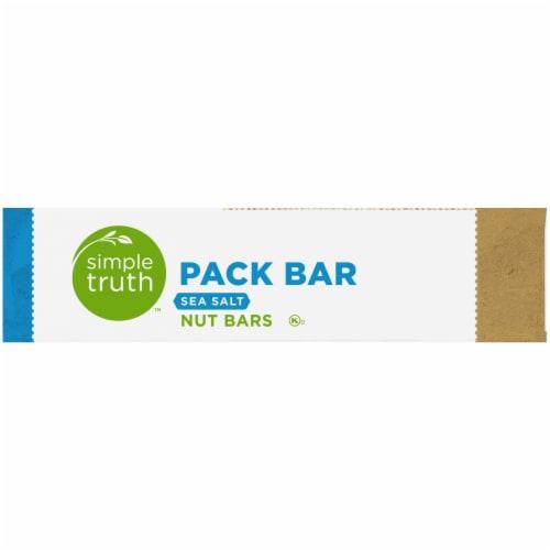 Simple Truth™ Pack Bar Sea Salt Nut Bars Perspective: left