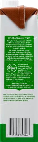 Simple Truth Organic™ Free Range Chicken Bone Broth Perspective: left