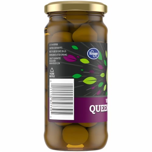 Kroger® Whole Queen Olives Perspective: left
