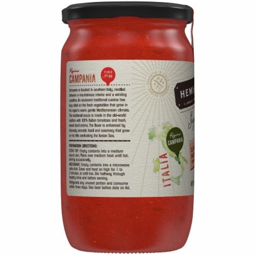 HemisFares® Classic Italian Tomato Pasta Sauce Perspective: left
