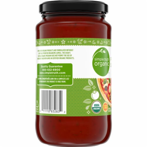 Simple Truth Organic™ Pizza Sauce Perspective: left