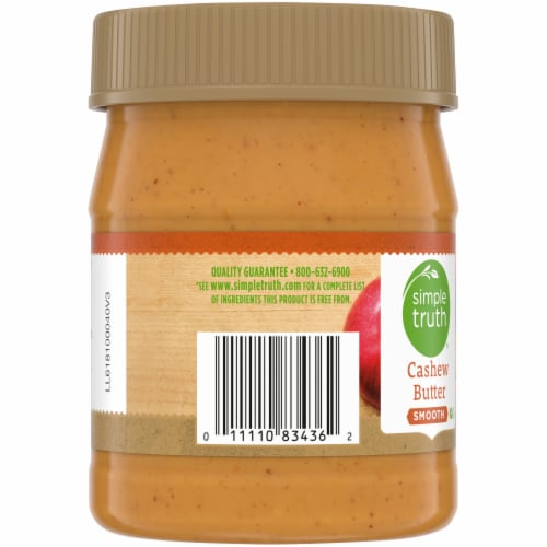 Simple Truth® Smooth Cashew Butter Perspective: left