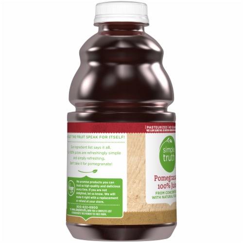 Simple Truth™ 100% Pomegranate Juice Perspective: left