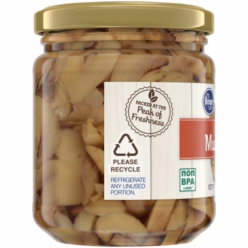 Kroger® Sliced Mushrooms Perspective: left