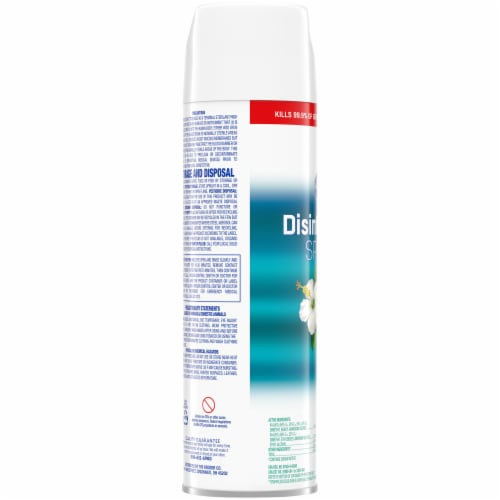 Kroger® Paradise Mist Disinfectant Spray Can Perspective: left