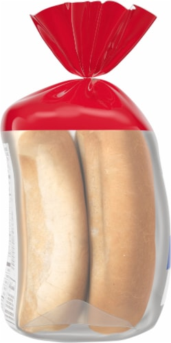 Good to Dough™ Hot Dog Buns Perspective: left