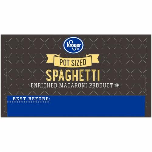 Kroger® Pot Size Spaghetti Perspective: left
