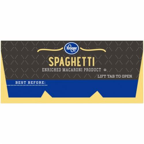 Kroger® Spaghetti Noodles Perspective: left