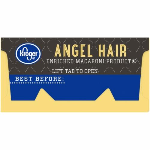 Kroger® Angel Hair Pasta Perspective: left