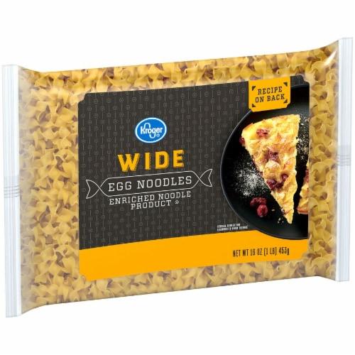 Kroger® Wide Egg Noodles Perspective: left
