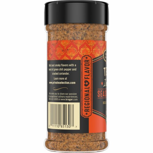 Private Selection® Texas Seasoning Rub Perspective: left