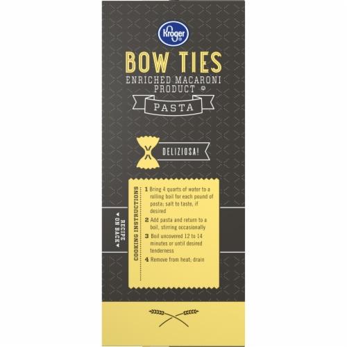 Kroger® Bow Ties Pasta Perspective: left