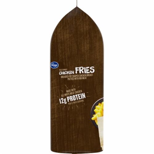 Kroger® Chicken Fries Perspective: left