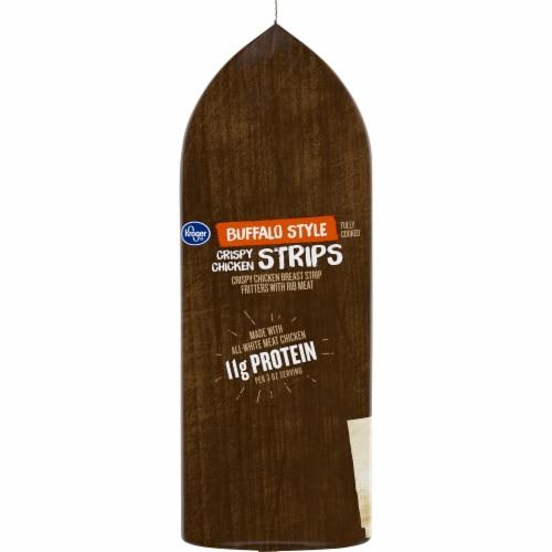 Kroger® Buffalo Style Crispy Chicken Strips Perspective: left