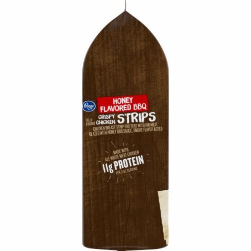 Kroger® Honey Flavored BBQ Crispy Chicken Strips Perspective: left