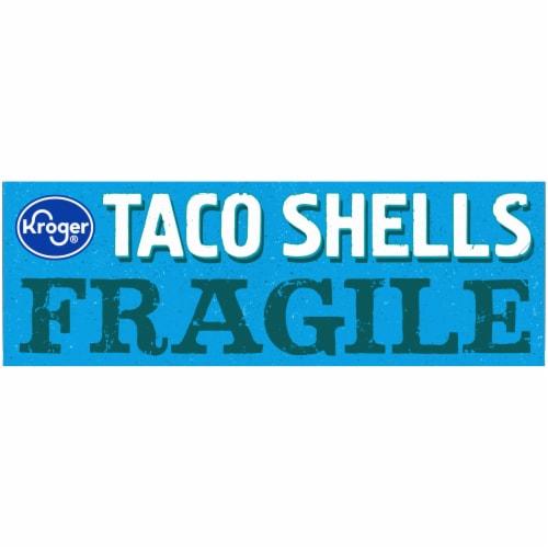 Kroger® Jumbo Original Taco Shells Perspective: left