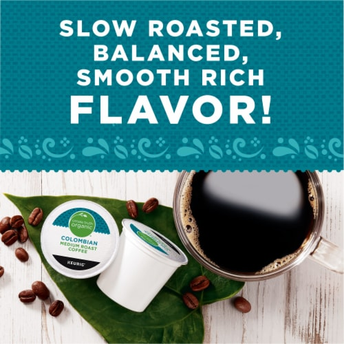 Simple Truth Organic™ Colombian Coffee K-Cup Pods Perspective: left