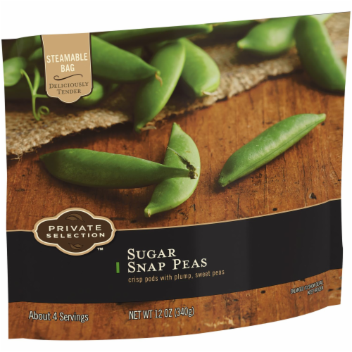 Private Selection™ Sugar Snap Peas Perspective: left