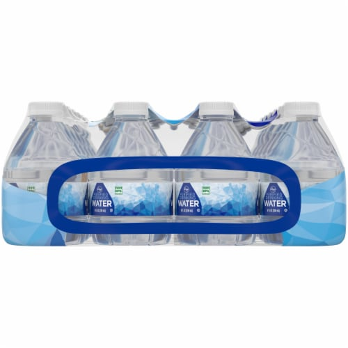 Kroger® Purified Water Mini Bottles Perspective: left