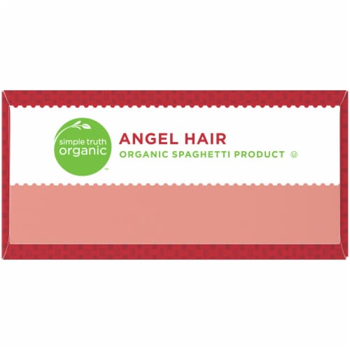 Simple Truth Organic™ Angel Hair Pasta Perspective: left