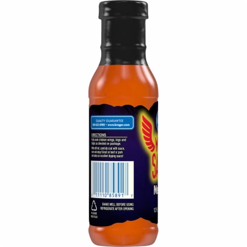 Kroger® Medium Wing Sauce Perspective: left