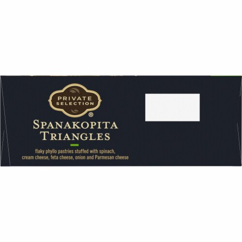 Private Selection® Spanakopita Triangles Perspective: left