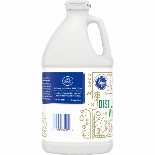 Kroger® Distilled White Vinegar Perspective: left