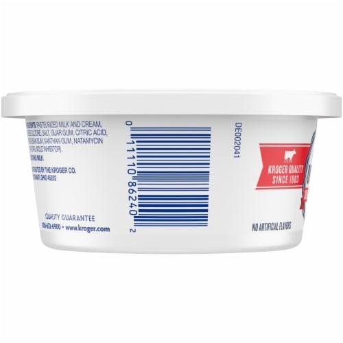Kroger® Original Cream Cheese Spread Perspective: left