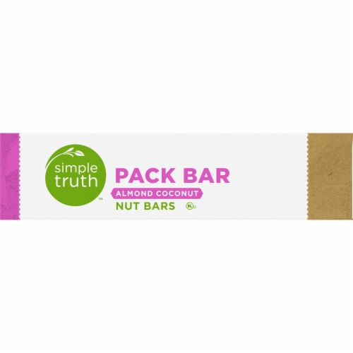 Simple Truth™ Pack Bar Almond Coconut Nut Bars 6-1.4 oz Perspective: left