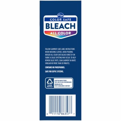 Kroger®  Color Safe Bleach Powder Perspective: left