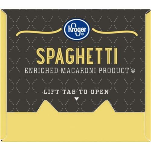 Kroger® Spaghetti Perspective: left