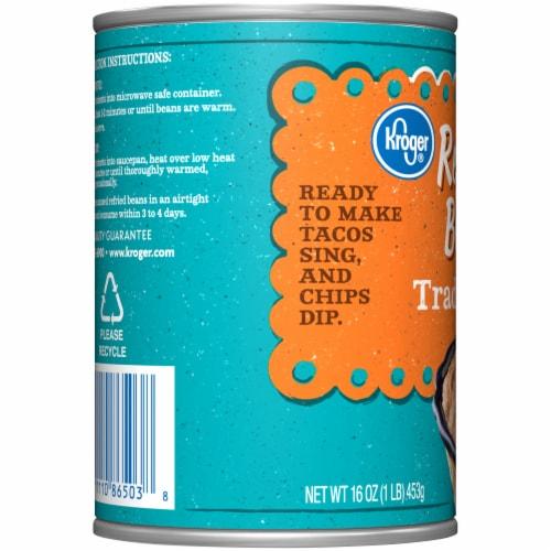 Kroger® Traditional Refried Beans Perspective: left