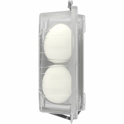 Kroger® Cage-Free Hard Cooked & Peeled Eggs Perspective: left