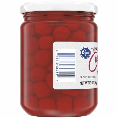 Kroger® Maraschino Cherries Perspective: left