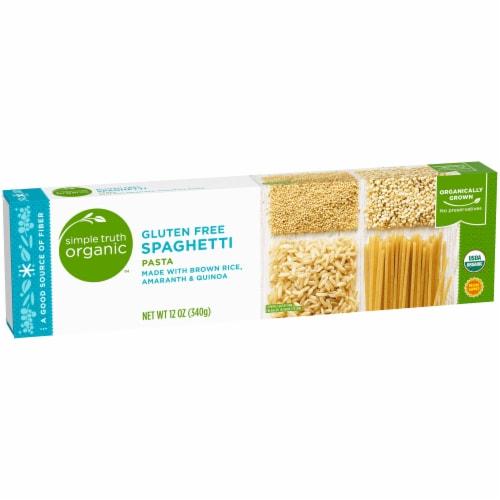 Simple Truth Organic™ Gluten Free Spaghetti Pasta Perspective: left