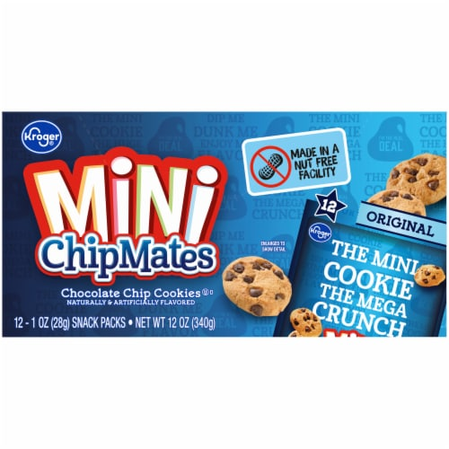 Kroger® Mini Chip Mates Snack Packs Perspective: left