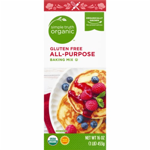Simple Truth Organic™ Gluten Free All-Purpose Baking Mix Perspective: left