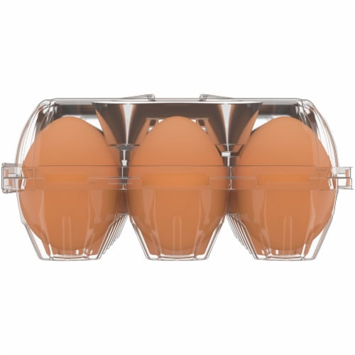 Simple Truth™ Natural Cage Free Grade AA Large Brown Eggs Perspective: left