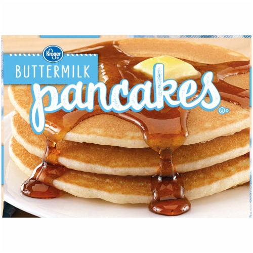 Kroger® Buttermilk Pancakes Perspective: left