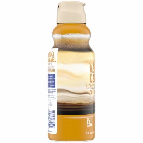 Kroger® Vanilla Caramel Coffee Creamer Perspective: left