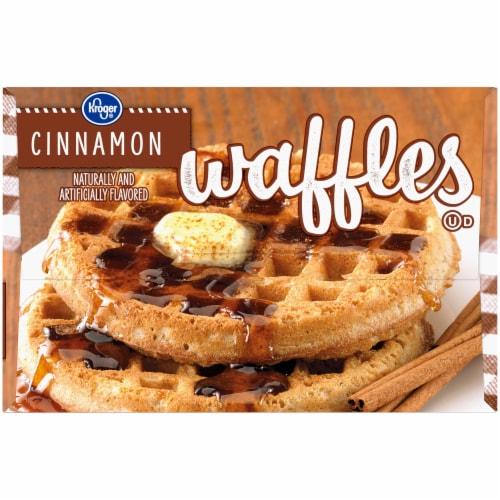 Kroger® Cinnamon Waffles Perspective: left