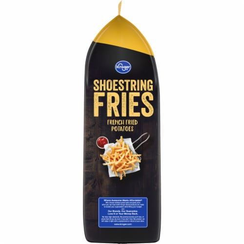 Kroger® Shoestring Fries Perspective: left
