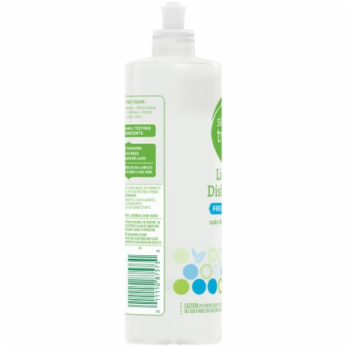 Simple Truth® Free & Clear Liquid Dish Soap Perspective: left
