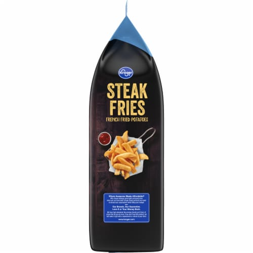 Kroger® Steak Fries Perspective: left