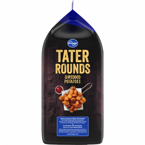 Kroger® Tater Rounds Perspective: left